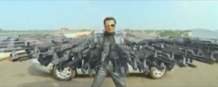 18 Got Guns, Matrix inspired Epic Robot Bollywood Musical Enthiran