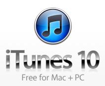 Apple iTunes 10 Download Mac PC
