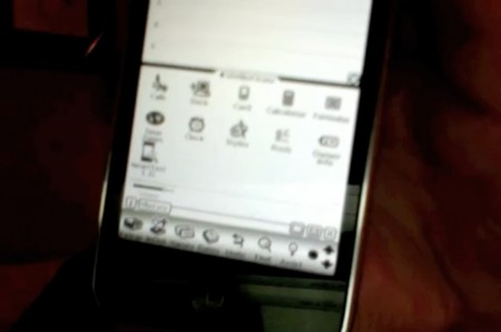Einstein, Apple Newton PDA Emulator Live on iPhone