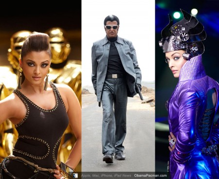 Enthiran, Epic Bollywood Killer Robot Movie Musical