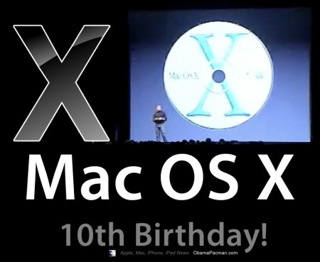 Mac OS X Turns 10, Steve Jobs 2000 MacWorld Keynote