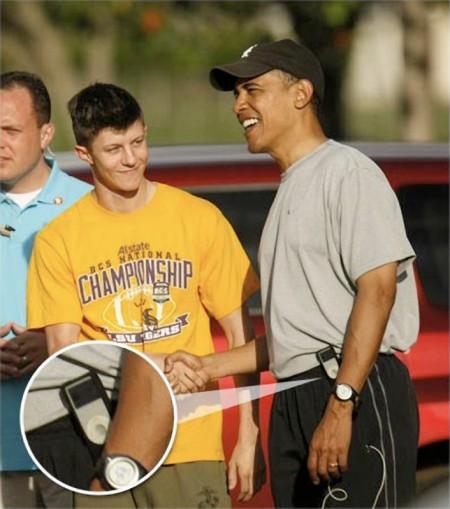 Obama iPod