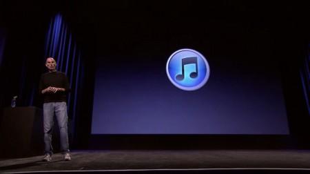 Steve Jobs, iTunes 10 new logo, Apple Gone Wild Special Event September 1, 2010
