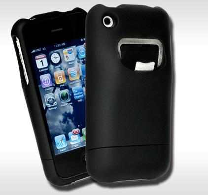 party in your pocket iphone ibottleopener obama pacman. Black Bedroom Furniture Sets. Home Design Ideas