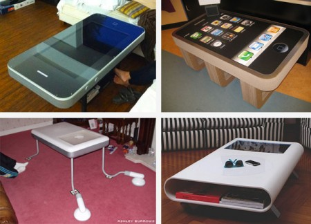iPod iPod coffee table