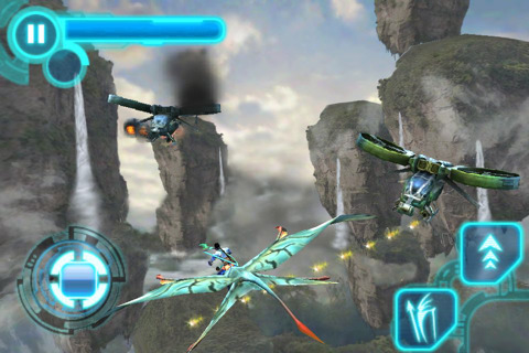 Banshee Fight Avatar Iphone