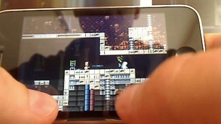 HTML5 iPhone Game Biolab Disaster