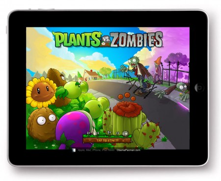 Plant vs. Zombies iPad Download