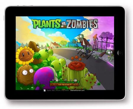 Plant vs. Zombies iPad Download