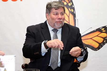 Wteve Wozniak iPod Nano Watch, iWatch
