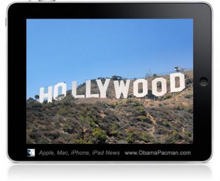 iPad Does Hollywood