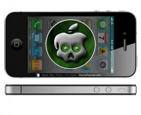iPhone 4 GreeonPois0n 4.1 Jailbreak