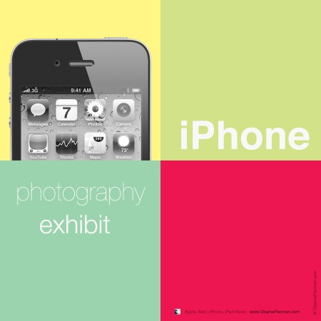 iPhone Art Exhibit Submissions