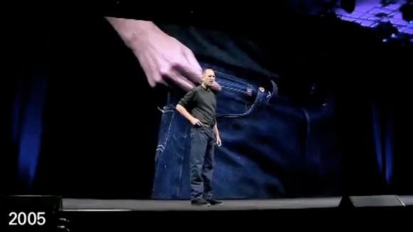 iPod Evolution: What's in Steve Jobs Pocket
