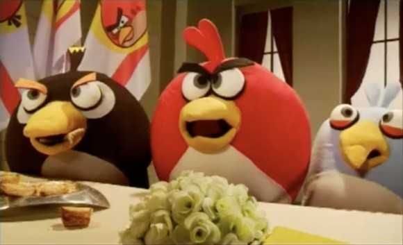 Angry Birds Peace Summit