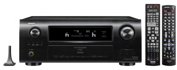 Denon AVR-4311CI 9.2 Network Home Theater Receiver AirPlay Compatible Devices