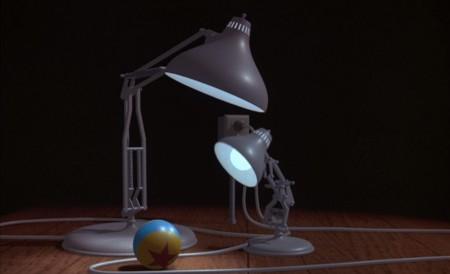 Pixar Luxo Jr. Lamp