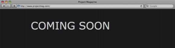 Placeholder, Richard Branson Virgin Publishing Project iPad magazine