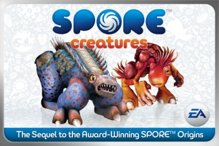 Spre Creatures EA iPhone Game Download
