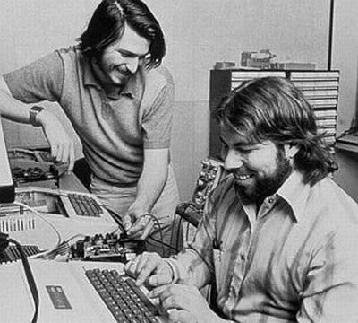 Steve Jobs Woz
