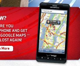 Verizon Droid, Fake iPhone