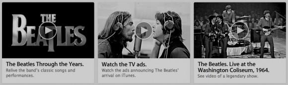Watch Beatles first US Concert iTunes