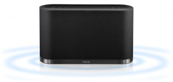 iHome AirPlay iW1 Wireless Speakers