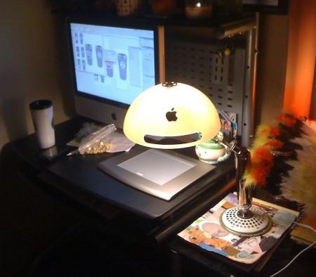 iMac G4 Mod Luxo Jr Lamp