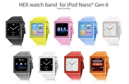 iPod nano Watch band, iWatch