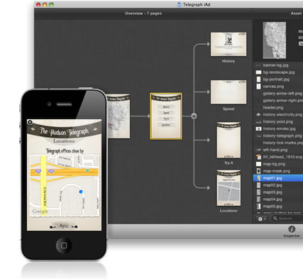 Apple iAd Producer HTML5 Interactive Ad Creation Software