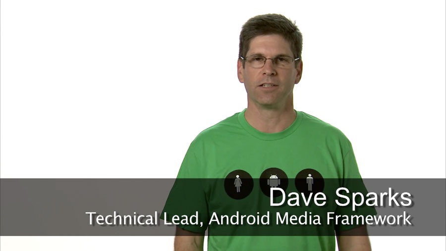 Dave sparks lead android media framework obama pacman - Dave sparks instagram ...