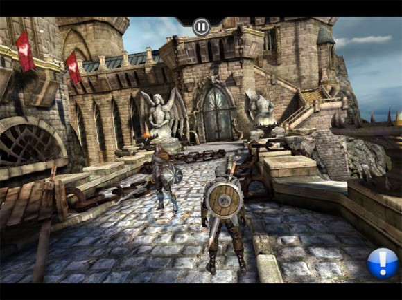 Infinity Blade Download Review