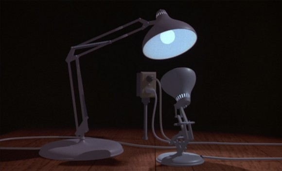Pixar Luxo Jr