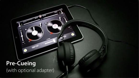 Pre-Cueing, iPad Djay DJ App