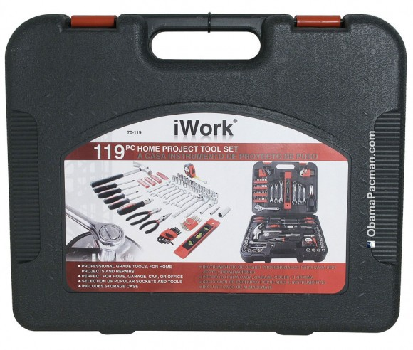 Sears Apple iWork PC Tool Kit