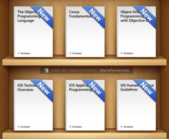 free iOS Mac development books iBookstore for iPhone iPad
