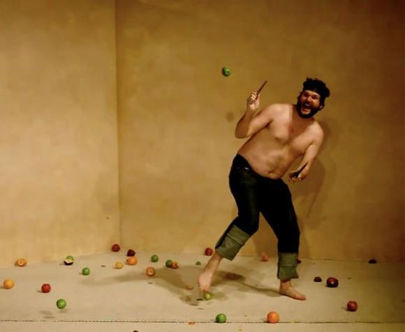 Apple Fruit Ninja