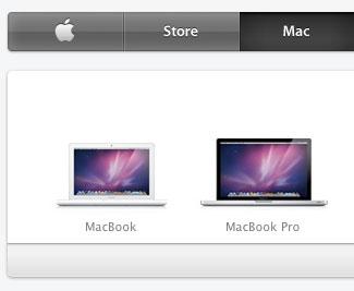 Apple website design update, 2011
