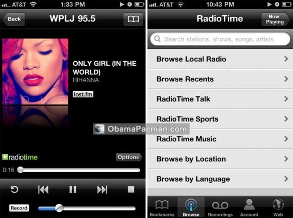 Best Radio App iPhone iPod touch