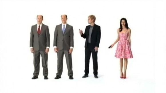 T-Mobile Mac vs. PC ad, disses Verizon iPhone 4