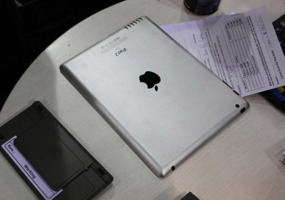 iPad 2 mockup photo