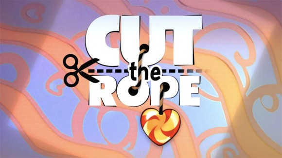 Cut the Rope Valentine Update Candy Heart