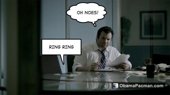 Oh Noes, ATT iPhone Ad