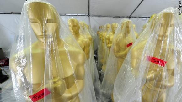 Oscars Statue Academy Awards