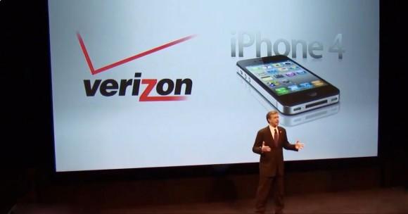 Verizon iPhone Announcement