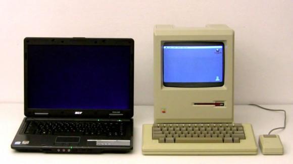 1984 Mac vs. 2007 PC