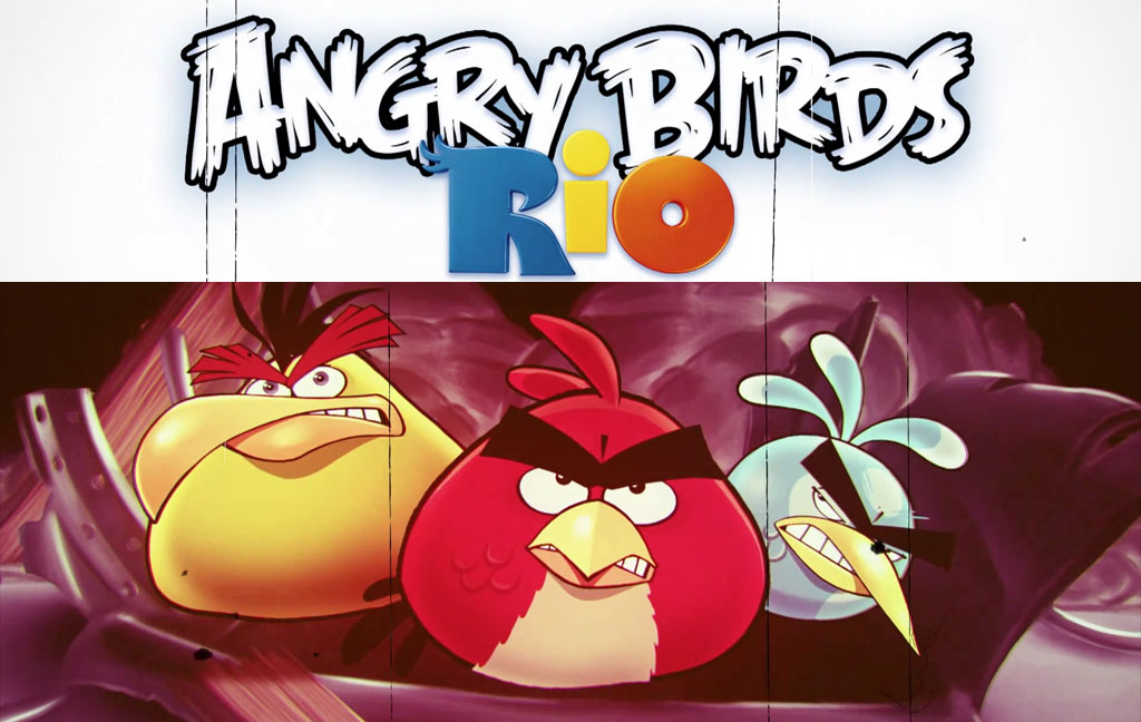 angry birds rio released on app store for ipad iphone obama pacman. Black Bedroom Furniture Sets. Home Design Ideas