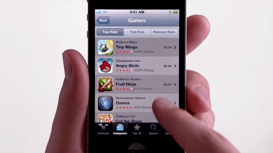 Iphone 4 Games