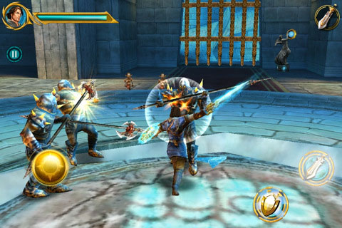 Sacred Odyssey, Rise of Ayden Zelda Inspired iPhone RPG Game