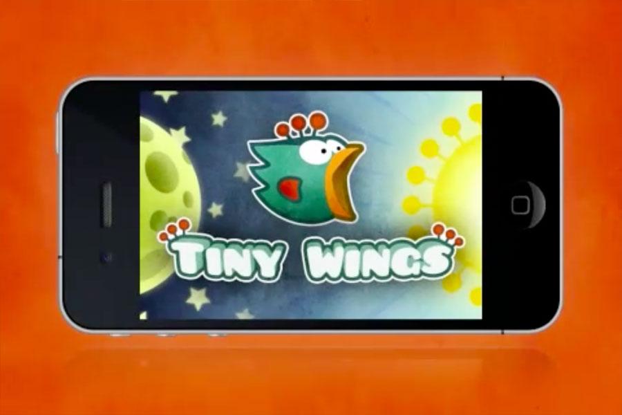 Tiny Wings Iphone App Ipod